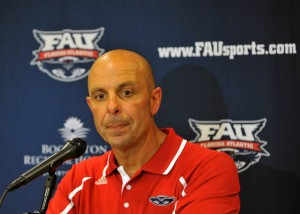 NCAA Football: Middle Tennessee at Florida Atlantic
