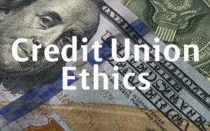 Credit Union Ethics
