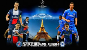 Chelsea vs. St. Germain