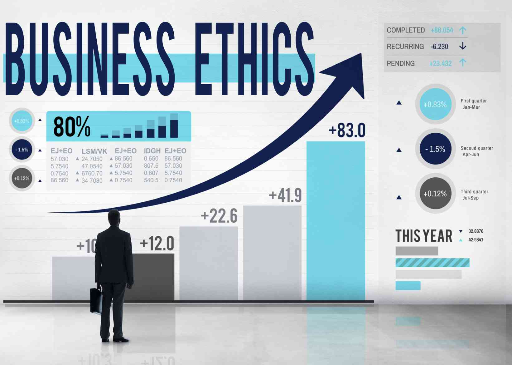 is ethical behaviour in business just If managers and top leaders don't model ethical behavior or enforce director of the center for ethics and corporate responsibility at georgia state university and author of shaping an ethical workplace culture, a shrm it just comes across as another business problem that needs.