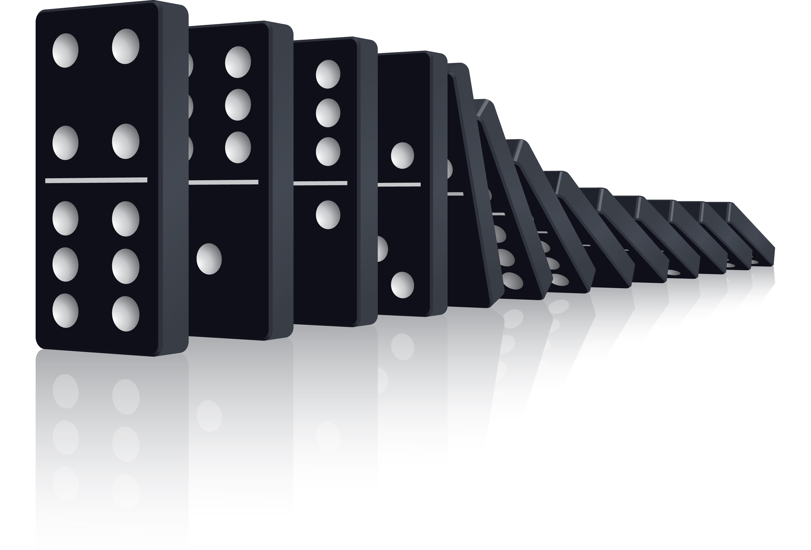 Small Choices Matter!  The Domino Effect in Choices