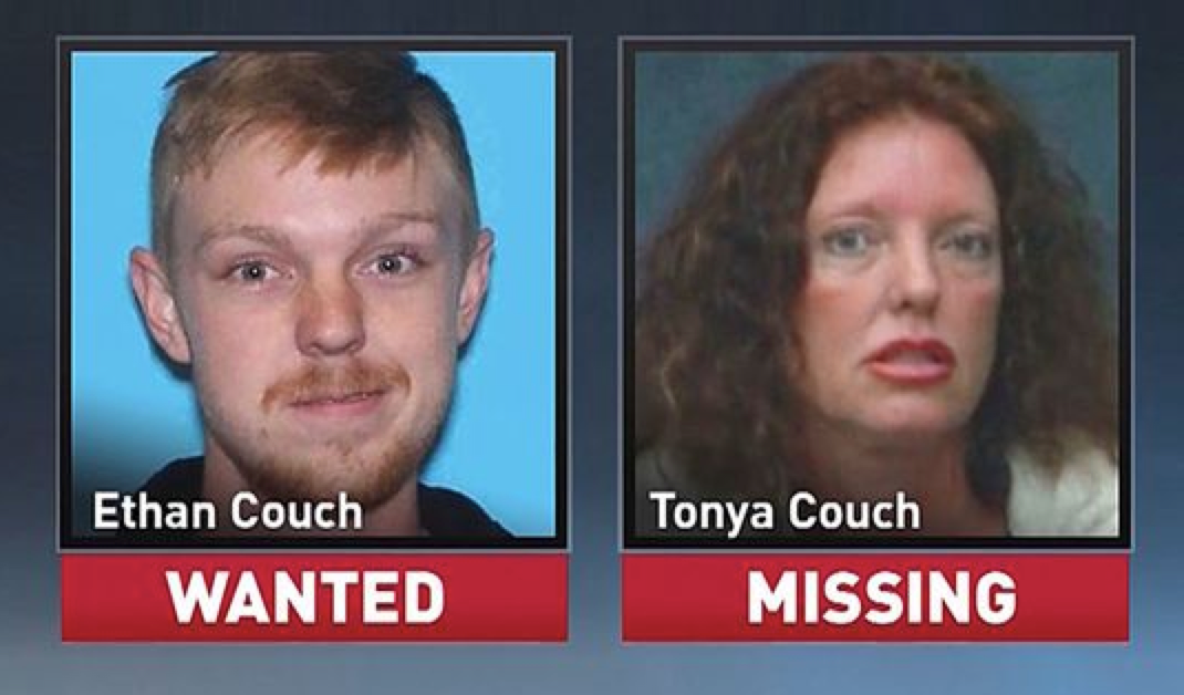 Where are Ethan and Tonya Couch? Was the Affluenza Defense Ethical?