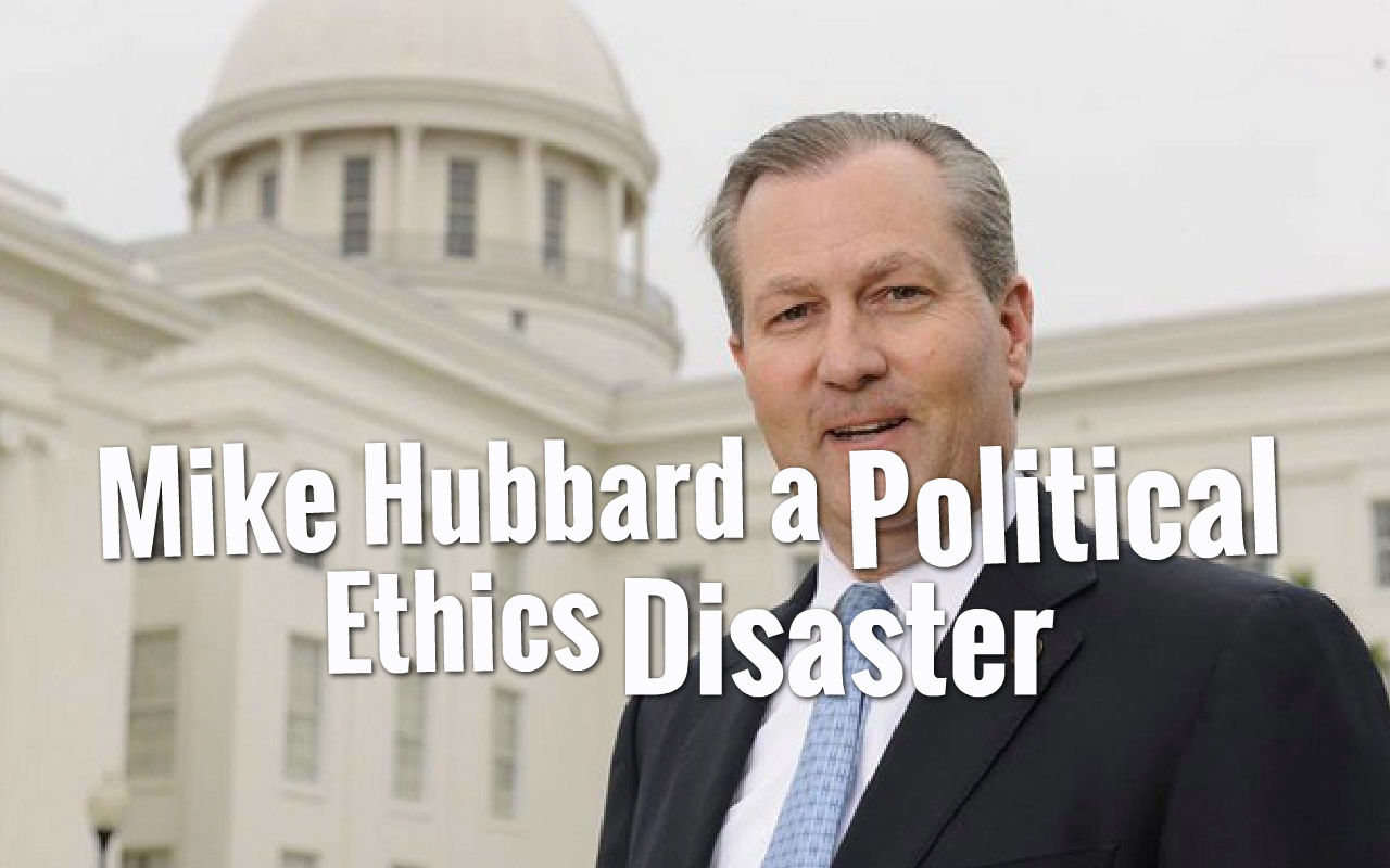 Political Ethics – Mike Hubbard's Slippery Slope to Prison