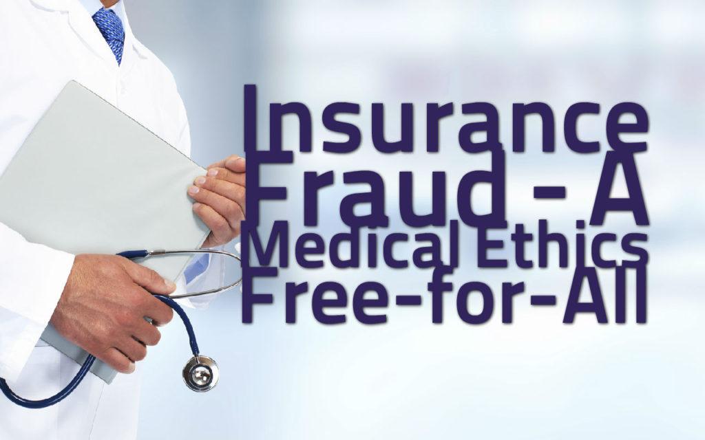 Massive Insurance Fraud May Be Brewing
