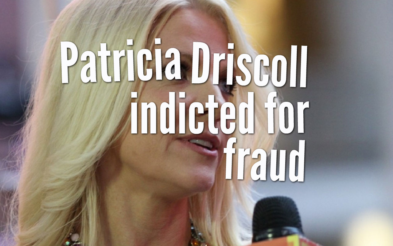 Patricia Driscoll – Theft from a Military Charity?