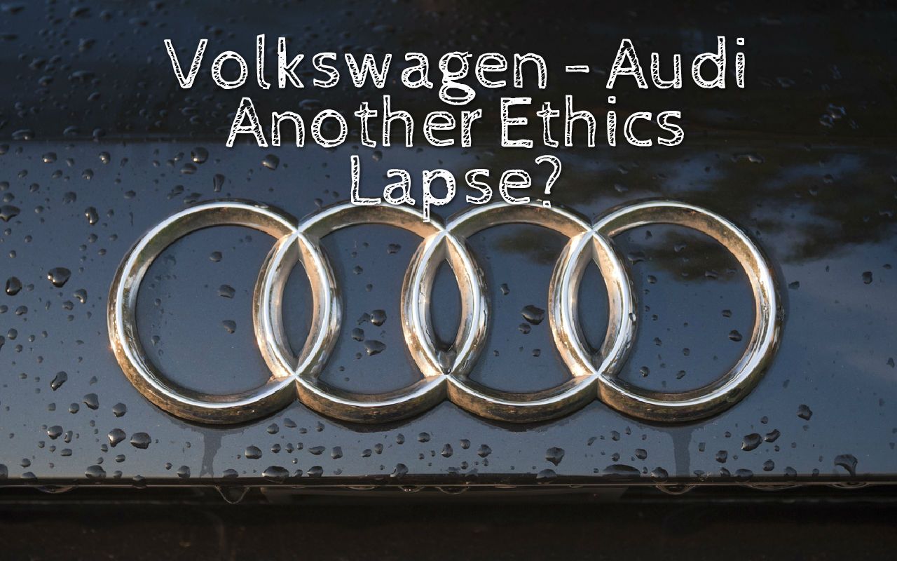 Automotive Ethics: Volkswagen Going for Ethical Record