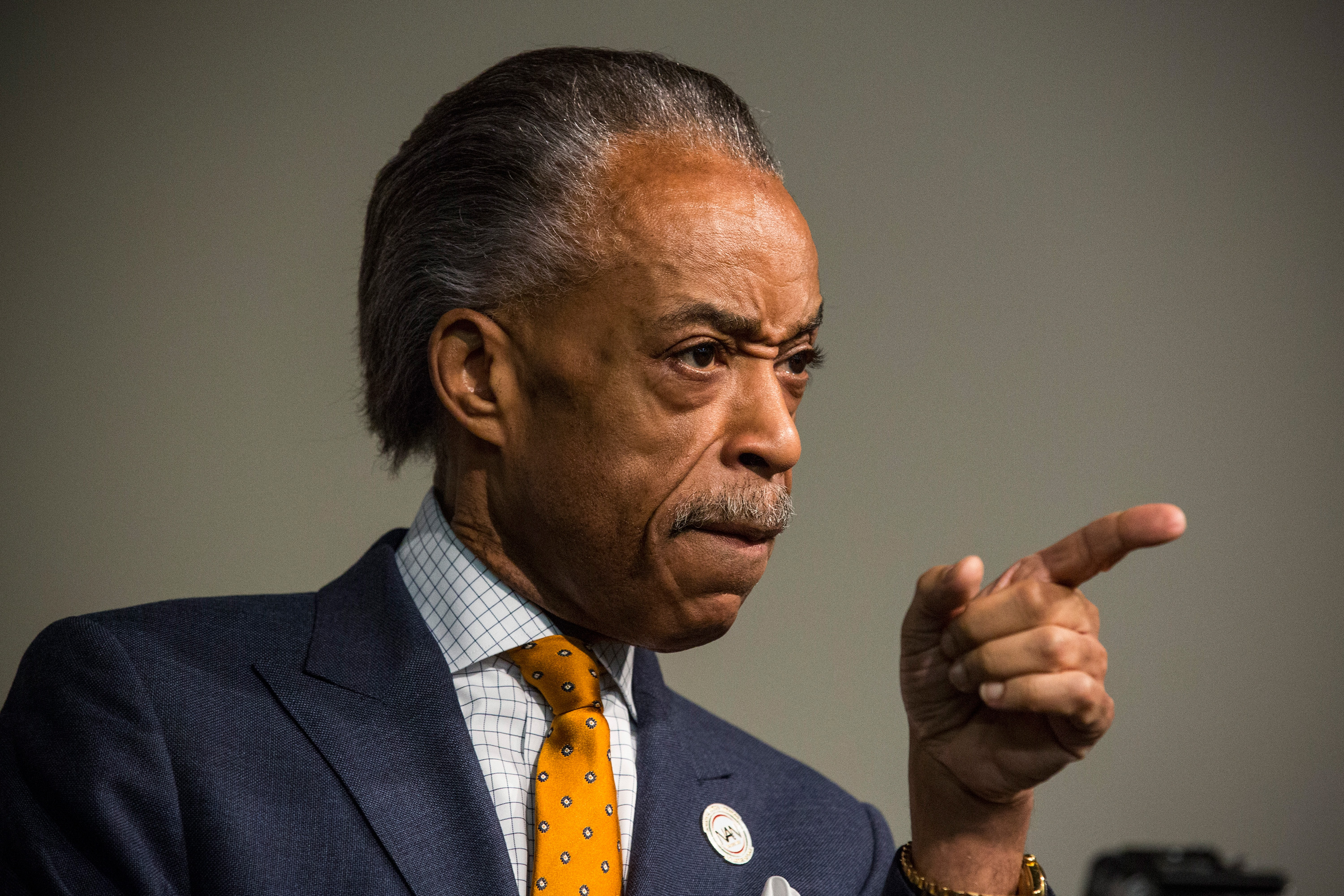 Al Sharpton and Back Taxes. Why is he not in prison?