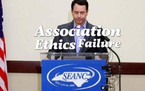 Association Ethics Failure