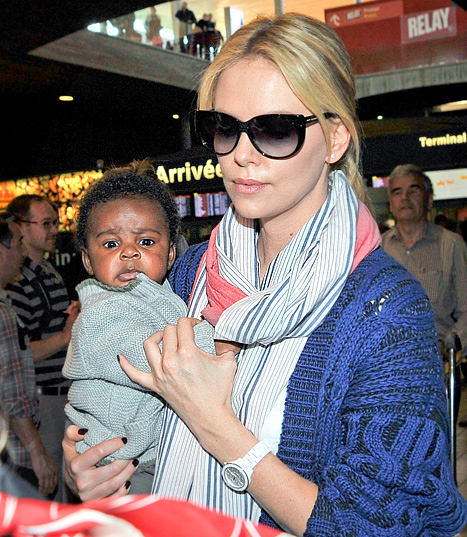 When Confidential Is A Relative Term Charlize Theron
