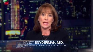 Dr. Nancy Snyderman
