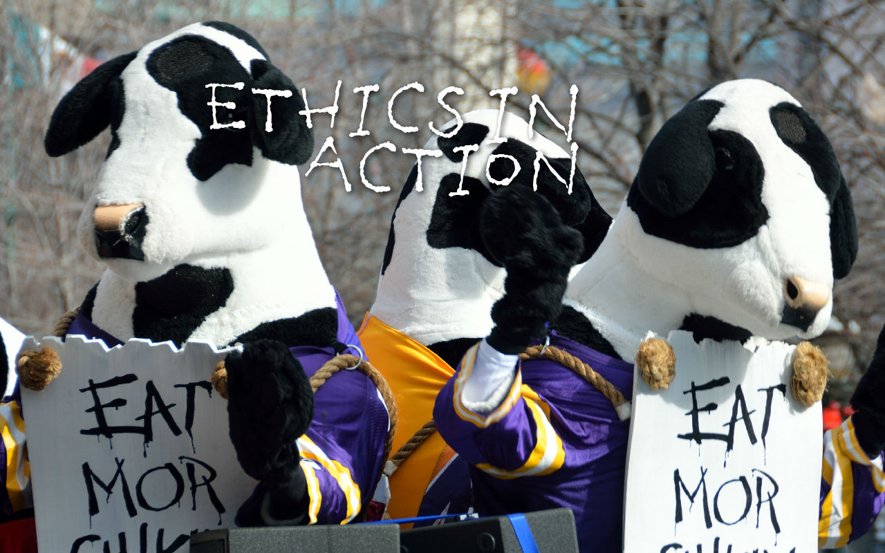 ethics in action In deciding whether an action is moral or immoral using this approach,  this approach to ethics assumes a society comprising individuals whose own good is.