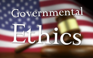 Governmental Ethics Flag