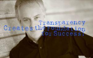 Transparency Creates Success