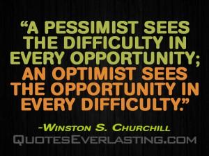 Winston Churchill Quotes: Gaining through  adversity.