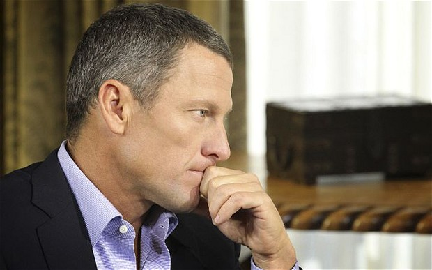 Armstrong Interview