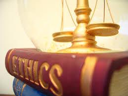 business ethics balance