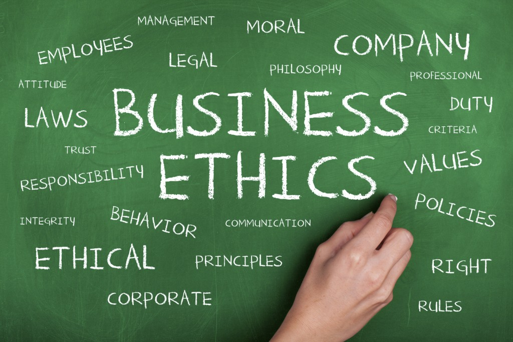 a business ethical duty The ethical action is the one that provides the greatest good for the process of becoming a better business handout for central approaches to ethics p 4.